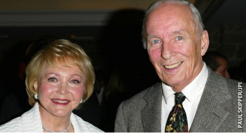 Mr. Bill Bell and Mrs. Lee Phillip Bell Co-Creators of Y&R