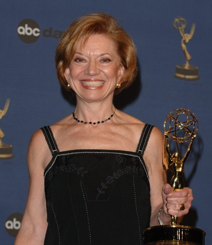 Kay Alden, Y&R's former head writer, executive producer&story consultant